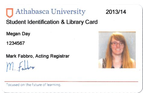 how to make a student id card student id cards academic records enrolment services
