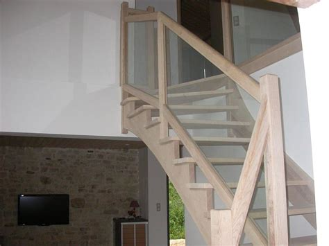 les 25 meilleures id 233 es concernant escalier quart tournant haut sur escalier