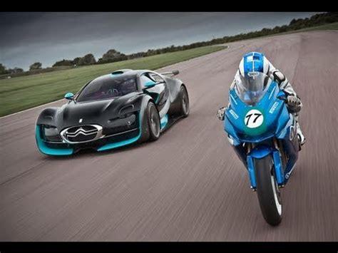 Moto E Car Wallpapers by Electric Car Vs Bike Citroen Survolt Vs Agni Z2