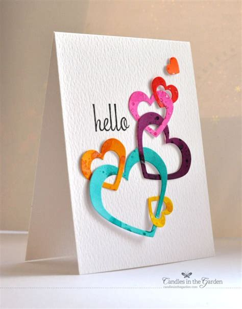 designs for cards 25 best ideas about greeting cards handmade on