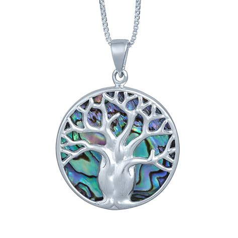 how to make abalone jewelry abalone tree of necklace landing company