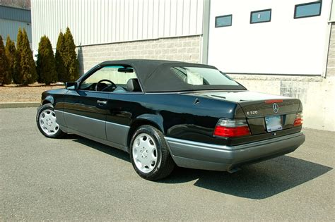 1995 Mercedes E320 by 1995 Mercedes E320 Cabriolet Ridge Motors