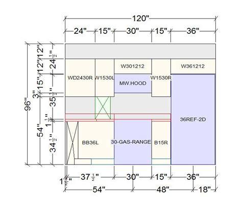 standard kitchen cabinet dimensions 10 x 10 standard kitchen dimensions cabinet sense
