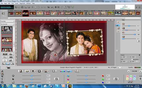 photo designing software karizma wedding album software free