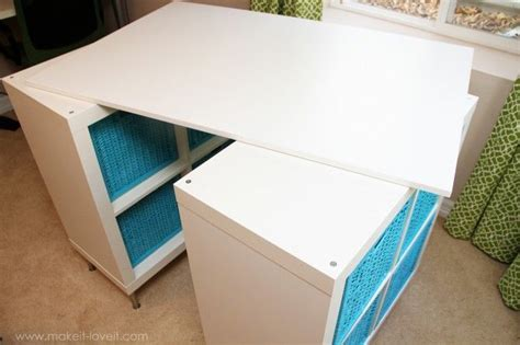 craft tables for diy craft table scrapbooking