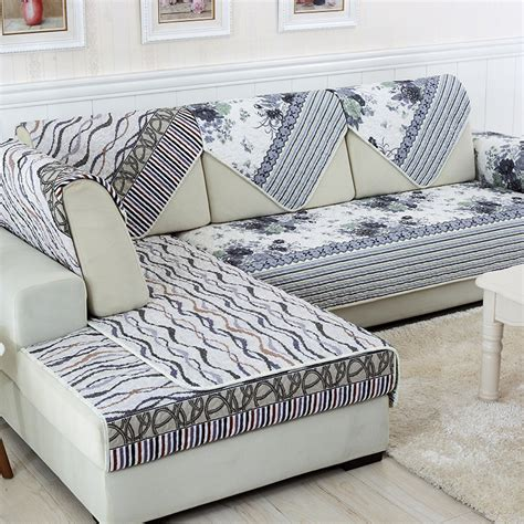 slipcover for l shaped sofa sunnyrain 1 reversible modern sofa cover