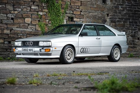 1990 Audi Quattro by 1990 Audi Quattro Turbo Comes With A Rallying Pedigree