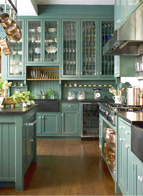 green kitchen cabinet ideas green kitchen cabinets in appealing design for modern kitchen interior amaza design