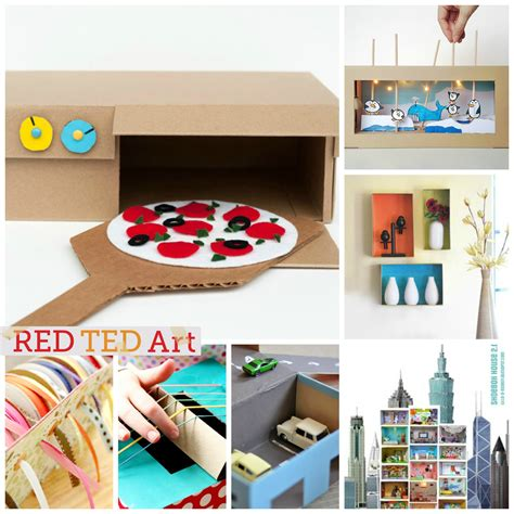 shoe box craft projects 11 diy projects made from household goods haus apotheke
