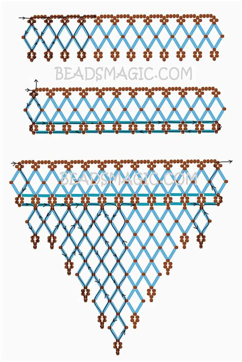bugle bead patterns 17 best images about bugle bead patterns on