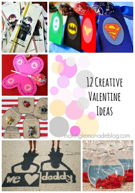 valentines day craft projects 12 creative ideas lemonade