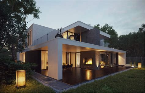 patio home designs modern home exteriors with stunning outdoor spaces