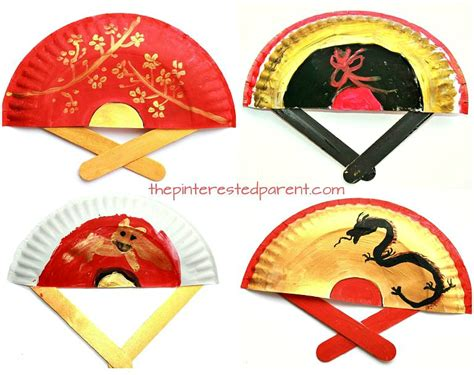 china crafts for 5 new year crafts to do with the the write