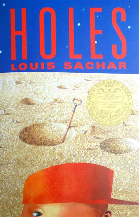 pictures of holes the book what s reading expanded schools