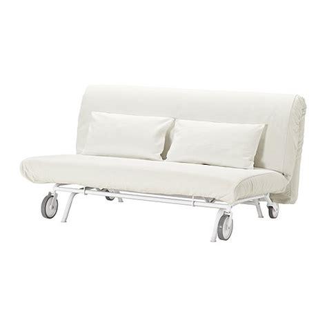 ikea lovas sofa bed ikea ps l 214 v 197 s sofa bed gr 228 sbo white ikea