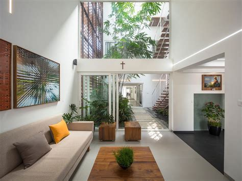 gorgeous homes interior design a gorgeous home split by a covered garden atrium