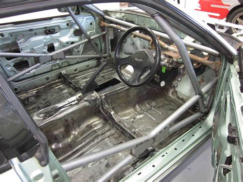 Roll Cage by Nissan S13 Roll Cage