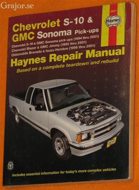 what is the best auto repair manual 1994 ford tempo free book repair manuals grajor chevrolet s10 1994 2001 haynes repair manual