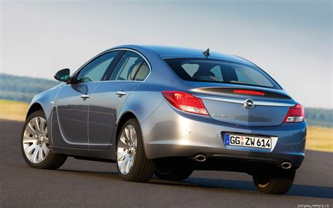 Opel Insignia Specs by 2014 Opel Insignia Hatch Pictures Information And Specs