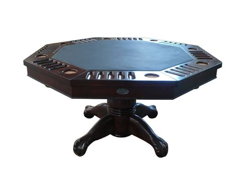 octagon bumper pool table 3 in 1 table octagon 54 quot table with slate bumper pool