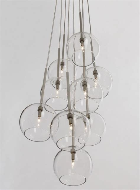 glass chandelier modern 10 easy pieces modern glass globe chandeliers remodelista