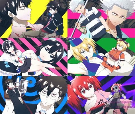 blood lad misstay12131 images blood lad wallpaper hd wallpaper and