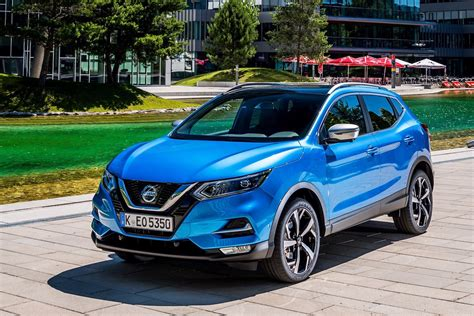 Nissan Of by 2018 Nissan Qashqai Revealed In Specification