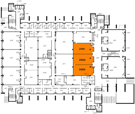 uwaterloo floor plans location and maps math faculty