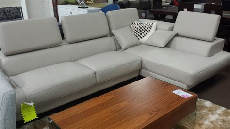 ultra modern sofas t60 ultra modern grey leather sectional sofa