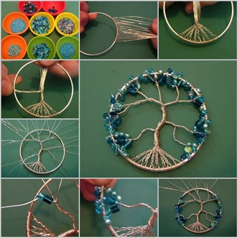how to make a beaded dreamcatcher diy beaded catcher