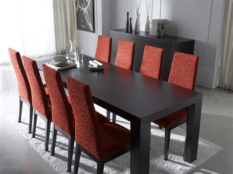 how to set dining room table modern dining room set with table set plushemisphere