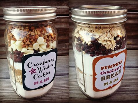 gift recipe ideas 11 mix in a jar gifts that can help
