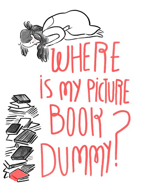 picture book dummy where is my picture book dummy on scad portfolios