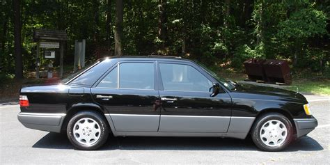 1995 Mercedes E320 by File 1995 Mercedes W 124 E320 Sedan Jpg Wikimedia