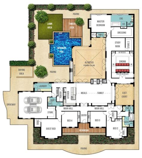 drelan home design software 1 31 best 25 australian house plans ideas on one