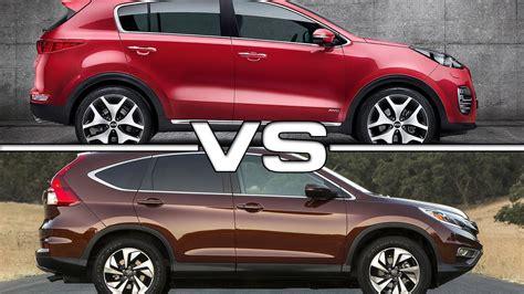 Mazda Cx 5 Compared To Honda Crv by Hrv Vs Crv 2017 Motavera