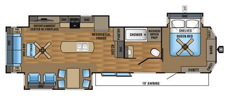 jayco travel trailer floor plans 2017 flight bungalow travel trailer floorplans