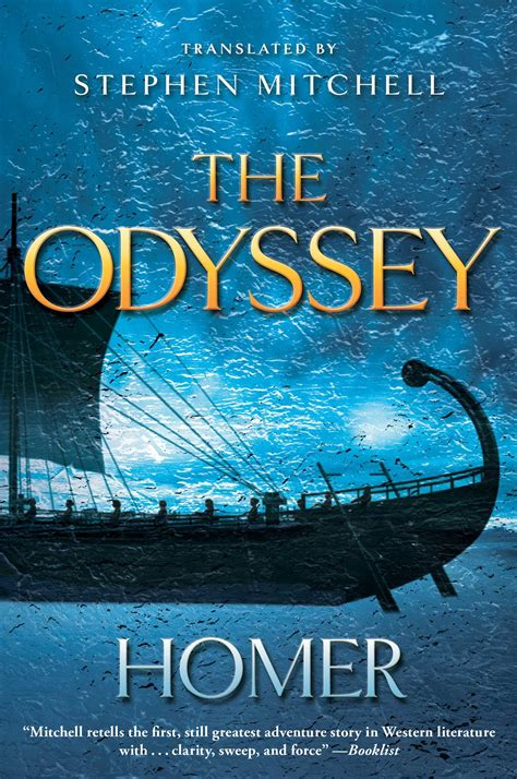 odyssey picture book the odyssey book by homer stephen mitchell official
