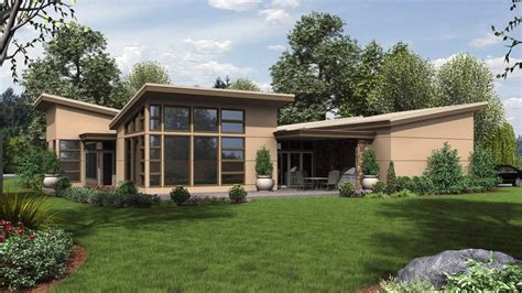 modern style house plans 10 ranch house plans with a modern feel
