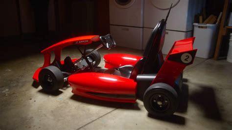 Electric Kart Motor by Actev Motors Electric Go Karts For