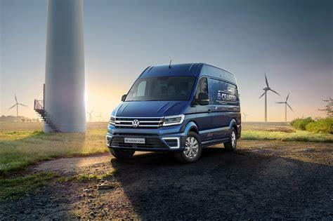 Cities Volkswagen by Keep It Volkswagen S Electric Crafter Promises