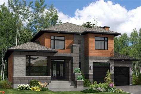 modern style house plans modern style house plan 3 beds 2 5 baths 2410 sq ft plan