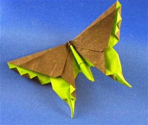 michael lafosse origami butterfly swallowtail michael g lafosse