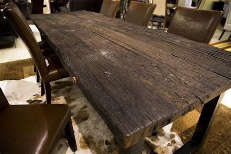 woodworking houston tx reclaimed wood dining table houston tx gallery