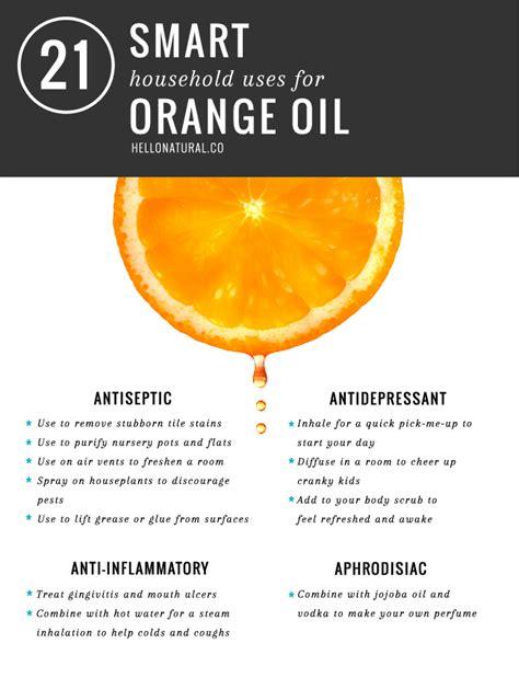 21 Smart Household Uses For Orange Hellonatural Co
