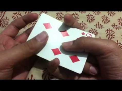 how to make a card disappear in your how to make a card disappear using only your