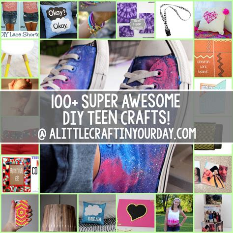 craft project ideas for teenagers 100 awesome crafts for a craft in
