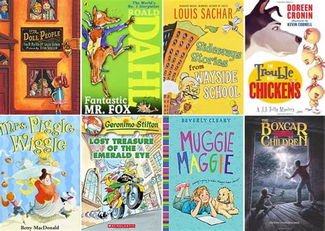 picture books for third graders 8 great chapter books for third graders brightly