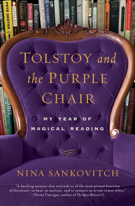 memoir picture books tolstoy and the purple chair memoir by sankovitch
