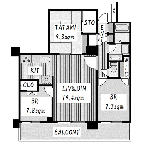Where Can I Get Floor Plans For My House a basic guide to japanese apartments japan info swap